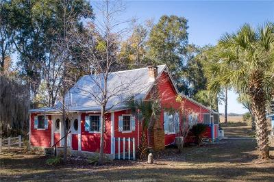 Daufuskie Island Single Family Home For Sale: 7 Maryfield Court