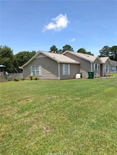 Beaufort Single Family Home For Sale: 5 Irongate Drive