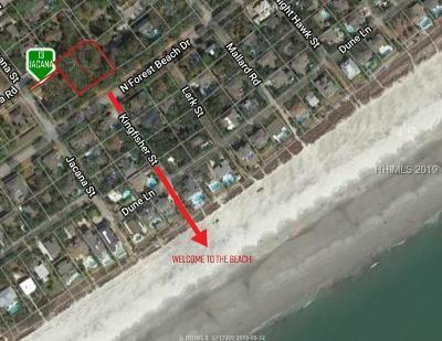 Hilton Head Island Residential Lots & Land For Sale: 13 Jacana Street
