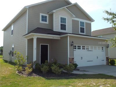 Beaufort Single Family Home For Sale: 9 Seneca Way
