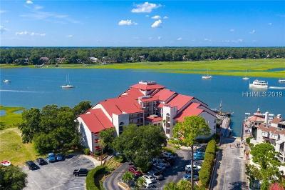 Hilton Head Island Condo/Townhouse For Sale: 100 Helmsman Way #314