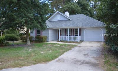 Beaufort Single Family Home For Sale: 20 Cedar Crest Circle
