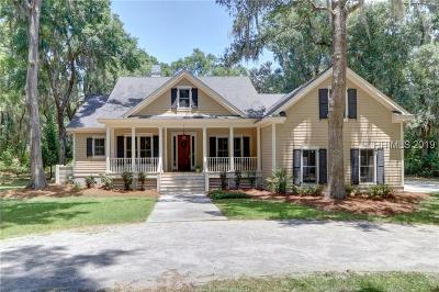 Beaufort Single Family Home For Sale: 5 Tuxedo Drive