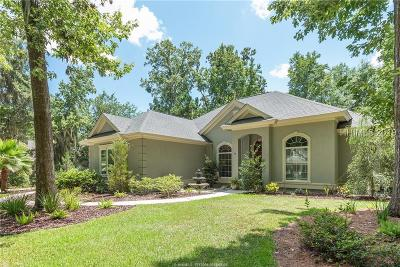Okatie Single Family Home For Sale: 46 Osprey Circle
