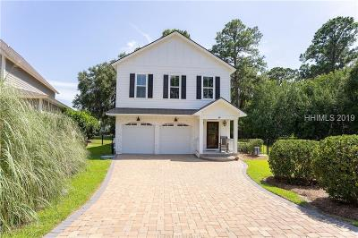 Beaufort Single Family Home For Sale: 54 Sommer Lake Drive