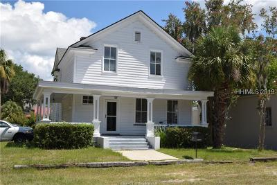 Beaufort Single Family Home For Sale: 1215 Prince Street