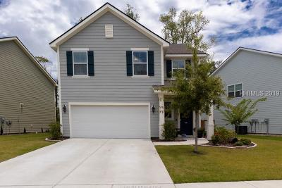 Shell Hall Single Family Home For Sale: 214 Mulberry Grove Lane