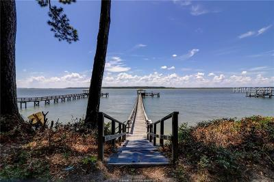 Hilton Head Island Residential Lots & Land For Sale: 26 Brams Point Road