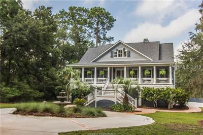 Beaufort Single Family Home For Sale: 228 Green Winged Teal Drive S