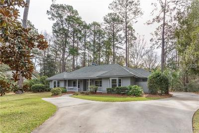 Single Family Home For Sale: 236 Callawassie Drive