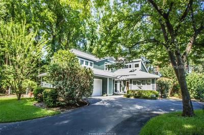 Saint Helena Island Single Family Home For Sale: 625 S Reeve Road