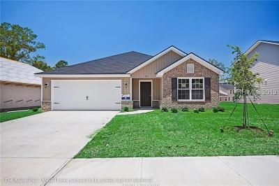 Bluffton Single Family Home For Sale: 108 Lakeway Drive