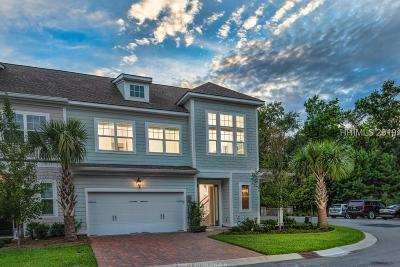 Hilton Head Island Single Family Home For Sale: 37 Creekstone Drive