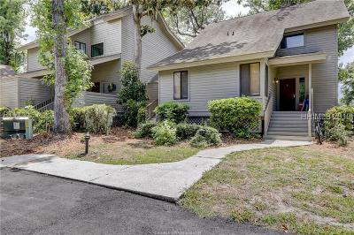 Hilton Head Island Condo/Townhouse For Sale: 35 Carnoustie Road #47