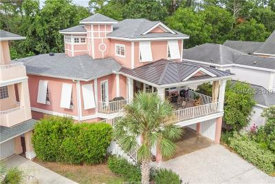 Hilton Head Island Single Family Home For Sale: 32 Bermuda Pointe Circle