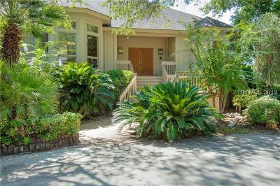Hilton Head Island Single Family Home For Sale: 3 Hartford Place