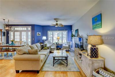 Hilton Head Island Condo/Townhouse For Sale: 63 Spindle Lane #63