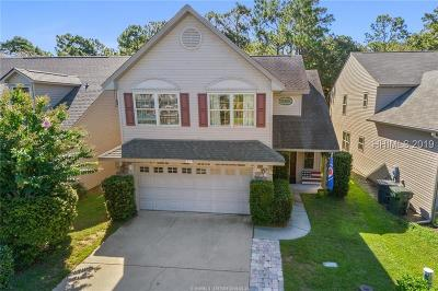 Hilton Head Island Single Family Home For Sale: 146 Ceasar Place