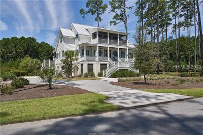 Bluffton Single Family Home For Sale: 33 Jackfield Road