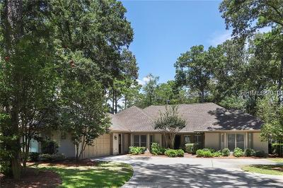 Hilton Head Island Single Family Home For Sale: 33 Hickory Forest Drive