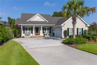Bluffton Single Family Home For Sale: 29 Sweet Pond Court