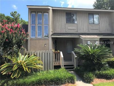 Marsh Side Villas Condo/Townhouse For Sale: 5 Gumtree Road #H7