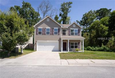 Beaufort Single Family Home For Sale: 125 Mission Way