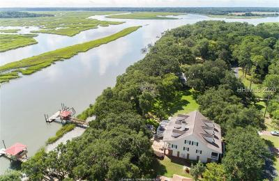 Beaufort Single Family Home For Sale: 210 Distant Island Drive