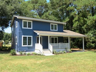 Hilton Head Island Single Family Home For Sale: 20 Brinson Hill Drive