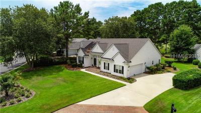 Bluffton Single Family Home For Sale: 38 Waterford Drive