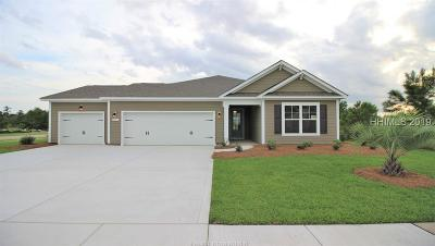 Bluffton Single Family Home For Sale: 364 Great Harvest Road