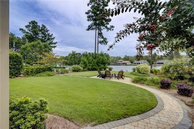 Bluffton Single Family Home For Sale: 22 Waterview Court