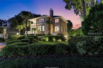 Hilton Head Island Single Family Home For Sale: 1 Post Mill Rd