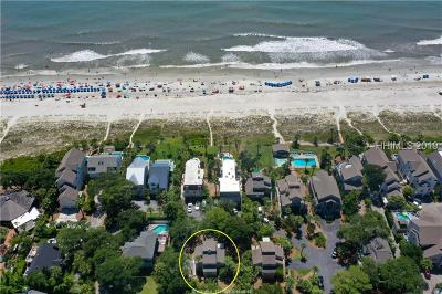 Hilton Head Island Single Family Home For Sale: 111 N Forest Beach Court