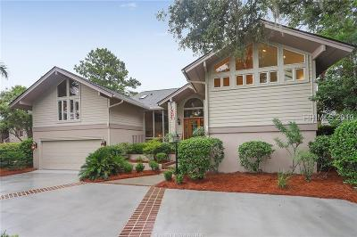 Beaufort County Single Family Home For Sale: 26 Spartina Crescent