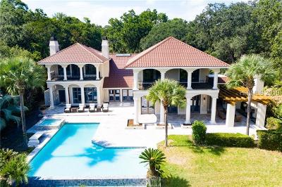 Hilton Head Island Single Family Home For Sale: 32 Widewater Road