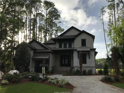 Beaufort County Single Family Home For Sale: 21 Stoney Creek Road