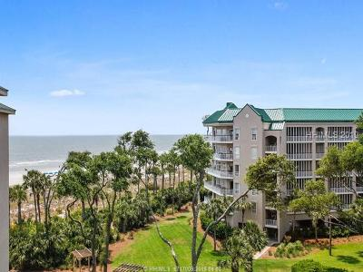 Hilton Head Island Condo/Townhouse For Sale: 47 Ocean Lane #5504