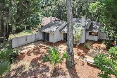 Hilton Head Island Single Family Home For Sale: 25 Stable Gate Road