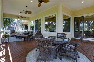 Hilton Head Island Single Family Home For Sale: 9 Queens Way