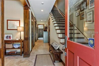 Bluffton Single Family Home For Sale: 29 Tabby Shell Road