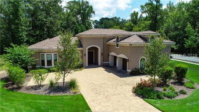 Hampton Lake Single Family Home For Sale: 2 Harborage Court