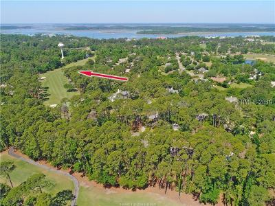 Hilton Head Island Residential Lots & Land For Sale: 9 Annabella Lane
