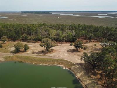 Palmetto Bluff Residential Lots & Land For Sale: 350 Davies Road