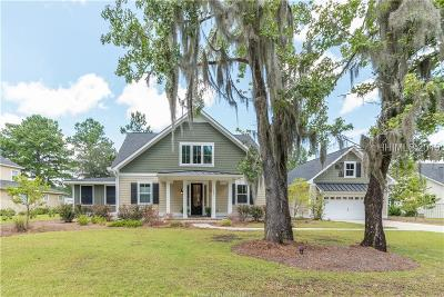 Bluffton Single Family Home For Sale: 104 Daffodil Farm Road