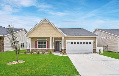 Ridgeland Single Family Home For Sale: 1316 Hearthstone Drive