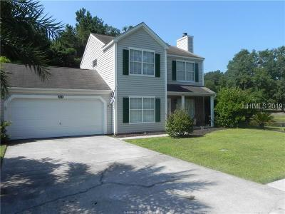Bluffton Single Family Home For Sale: 801 Cattle Run Way
