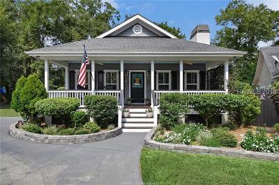 Beaufort Single Family Home For Sale: 28 Carolina Village Circle