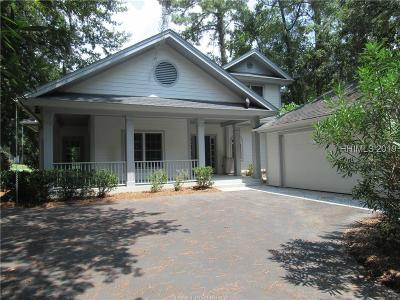 Saint Helena Island Single Family Home For Sale: 91 N Boone Road
