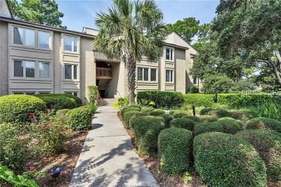 Hilton Head Island Condo/Townhouse For Sale: 6 Braddock Bluff Drive #1672